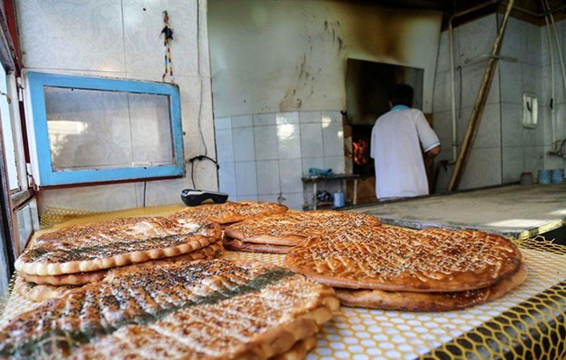 قیمت جدید انواع نان اعلام شد + جدول