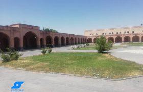گزارش تصویری یاز اکو از بقعه شیخ حیدر در مشکین شهر (خیاو)