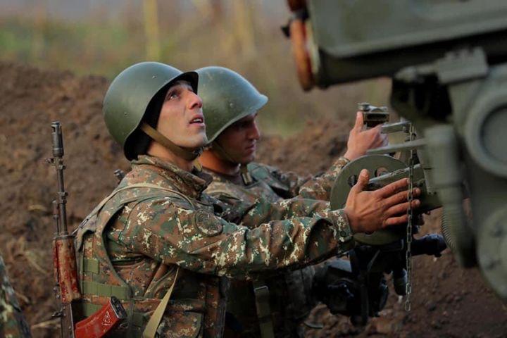 ستیزه جویان ارمنی، مواضع آذربایجان را در شهرستان تووز مورد تیراندازی قرار دادند