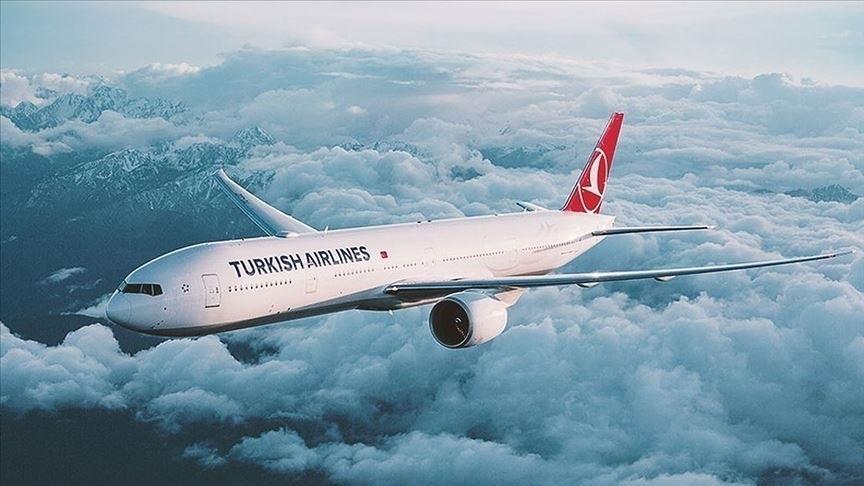 ترکیش ایرلاینز ماه گذشته 3.6 میلیون مسافر جابجا کرد
