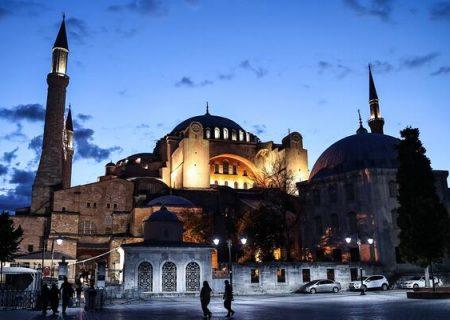 ترکیه اظهارات یونسکو در مورد مسجد ایاصوفیه را مغرضانه دانست
