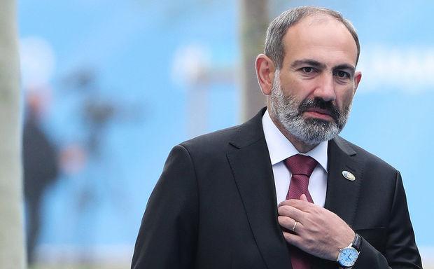 پاشینیان آمادگی خود را برای گفتگوهای صلح با آذربایجان اعلام کرد