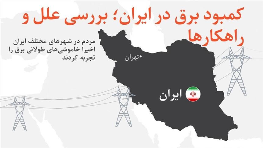 کمبود برق در ایران، بررسی علل و راهکارها