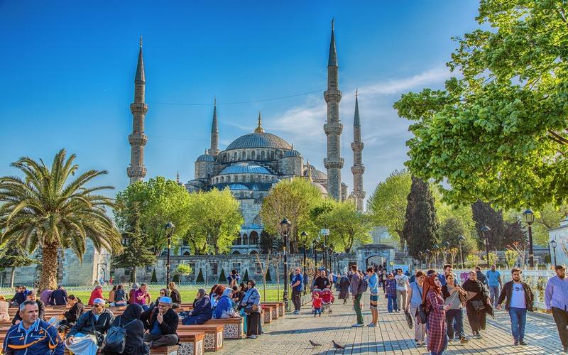 کاهش محسوس ورود توریست به ترکیه