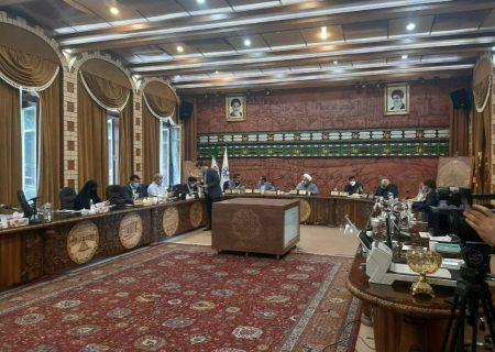 عباس رنجبر به عنوان شهردار تبریز انتخاب شد