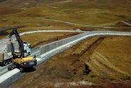 منافع احداث دیوار مرزی برای ترکیه و ایران