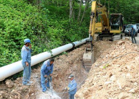 گازرسانی به ابراهیمکندی تا ۴۵ روز آینده/ جاده روستاهای پارس آباد در انتظار تامین اعتبار است