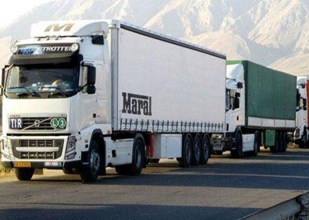 نقش ۱۱ درصدی وسایل نقلیه سنگین در تردد محورهای مواصلاتی آذربایجانغربی