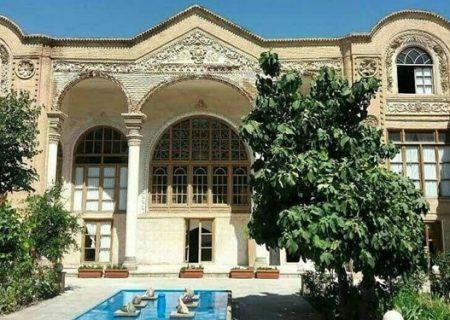ابلاغ نقشه محدوده عرصه، حریم و ضوابط حفاظتی و معماری ۹ اثر به استاندار آذربایجانشرقی