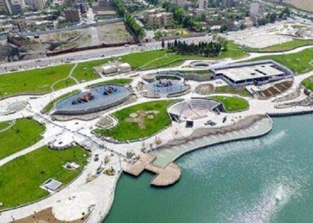 ۱۵ هزار مترمربع اراضی باغات پارک بزرگ تبریز تملک شد