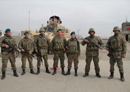 تخلیه نیروهای صلحبان آذربایجان از افغانستان آغاز شده است