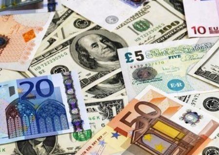 کاهش نسبی نرخ ارزهای معروف با شیب ملایم