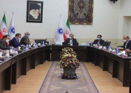 جلسه کمیسیون صادرات و مدیریت واردات اتاق تبریز برگزار شد