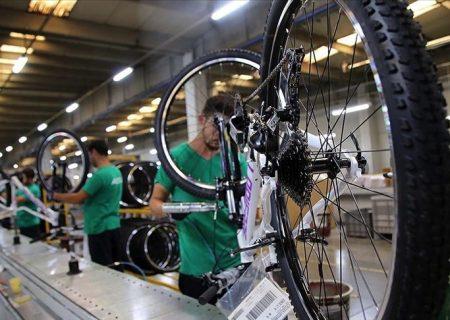 رشد ۸۸ درصدی صادرات دوچرخه از ترکیه