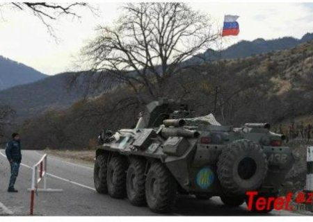 مرزبانان روسی در زنگه زور مستقر شده اند