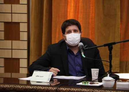 حمید منجم، برنامه خود را جهت تصدی گری شهرداری تبریز ارائه کرد