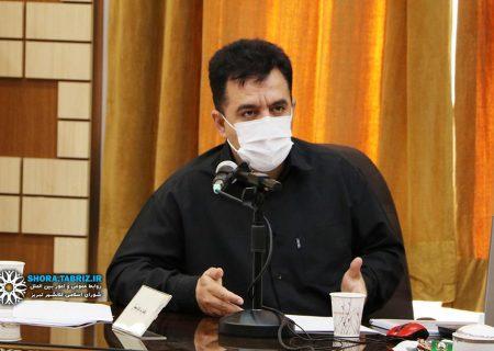 یعقوب هوشیار برنامه خود را جهت تصدی گری شهرداری تبریز ارائه کرد+فایل برنامه پیشنهادی