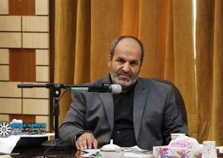 یونس فاتح برنامه خود را جهت تصدی گری شهرداری تبریز ارائه کرد+فایل برنامه پیشنهادی