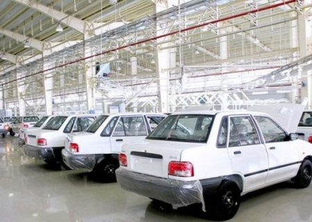عرضه خودرو به بازار محدود شد/ پراید به ۱۴۲ میلیون تومان رسید