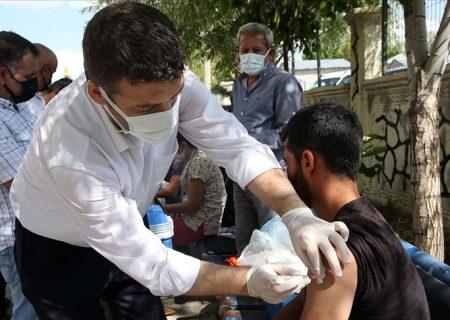 واکسیناسیون ۷۵ درصدی جمعیت بالای ۱۲ سال آذربایجان شرقی