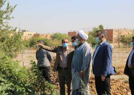 باغات لاله یکی از پارکهای مهم و آینده دار تبریز است