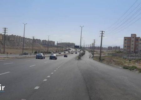 سهند شهر ایمن ایران فاقد پل هوایی برای ایمنی است