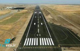 باند فرودگاه فضولی برای نشست و برخاست هواپیماها آماده می شود