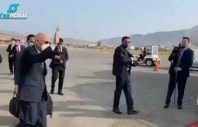 اشرف غنی رئیس جمهور افغانستان این کشور را ترک کرد. احتمالا او وارد تاجیکستان شده است.