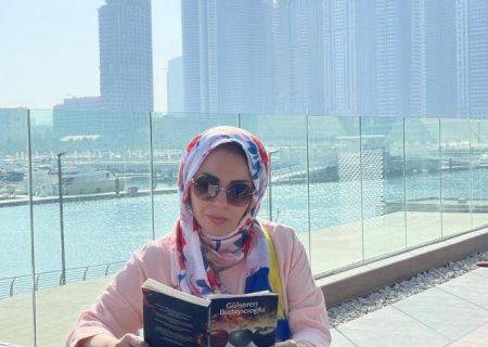 تجویز کتابهای دکتر «گلسرن بودایجی اوغلو» برای تسکین دردهای مردم ایران