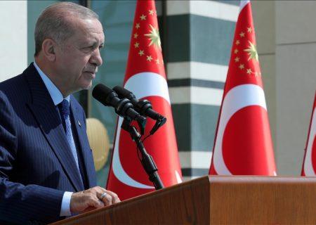 چهره ترکیه بزرگ و مقتدر در خط افق نمایان شده است