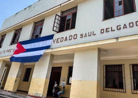 کوبا واکسیناسیون کودکان برای بازگشایی مدارس در بحبوحه شیوع کرونا را آغاز کرد