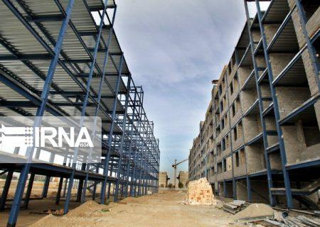 ساخت ۴۰۰ هزار واحد مسکونی توسط بنیاد مسکن/ پیشنهاد وام ۲۵۰ میلیون تومانی برای واحدهای شهری