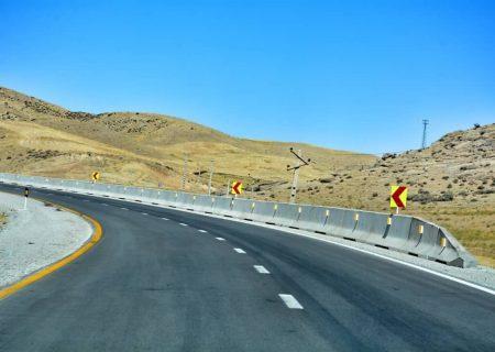 بزرگراه بینالمللی ارومیه – سرو تا یک ماه آینده افتتاح می شود