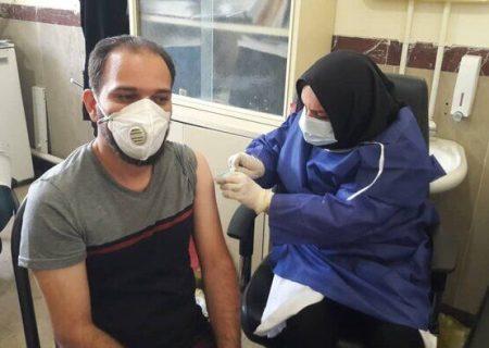 ظرفیت واکسیناسیون در مراغه به ۱۰ هزار نفر در روز افزایش یافت