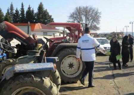 پایان مهرماه آخرین مهلت پلاکگذاری ادوات کشاورزی