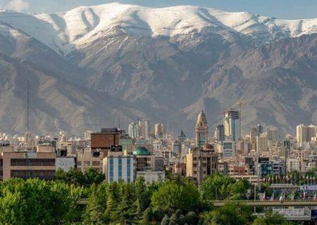 قیمت خانه در تهران از اروپا بیشتر شده است