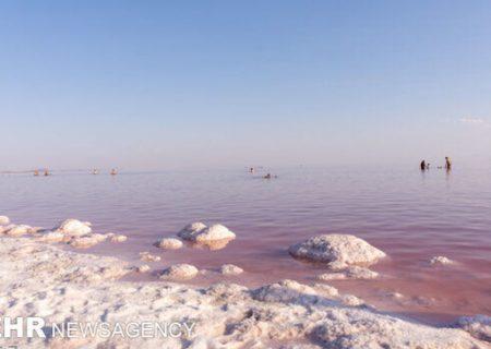 حوضه دریاچه ارومیه در آذربایجانغربی؛ ۵۷ روز بدون بارش