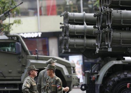ترکیه سیستمهای اس-۵۰۰ را به ارتش روسیه تحویل داد