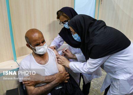 واکسیناسیون کرونایی ۴۲.۵ درصد از جمعیت بالای ۱۸ سال آذربایجان شرقی
