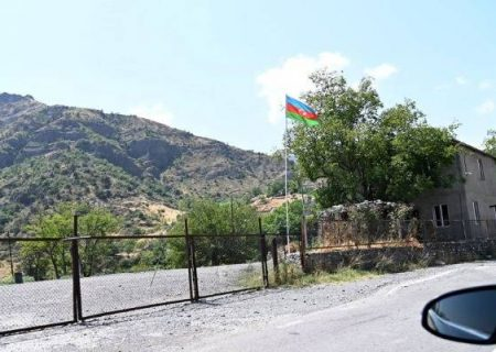 بیانیه گمرک آذربایجان درخصوص اخذ عوارض از خودروهای ایرانی در جاده گوریس- قافان