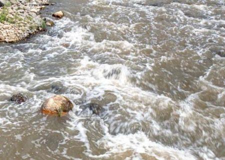 فاجعه محیط زیستی رودخانه ی ارس بر اثر آلودگی توسط معادن ارمنستان