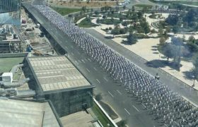 عکس سه هزار شهید آذربایجانی در جنگ دوم قره باغ در سالروز آغاز این نبرد آزادی بخش