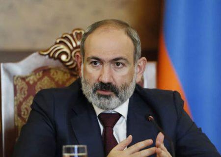 پاشینیان بازرسی خودروهای ایرانی توسط پلیس آذربایجان را حق آن کشور دانست