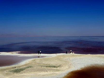 بدترین وضعیت دریاچه اورمیه در ۳۳ ماه اخیر ثبت شد!