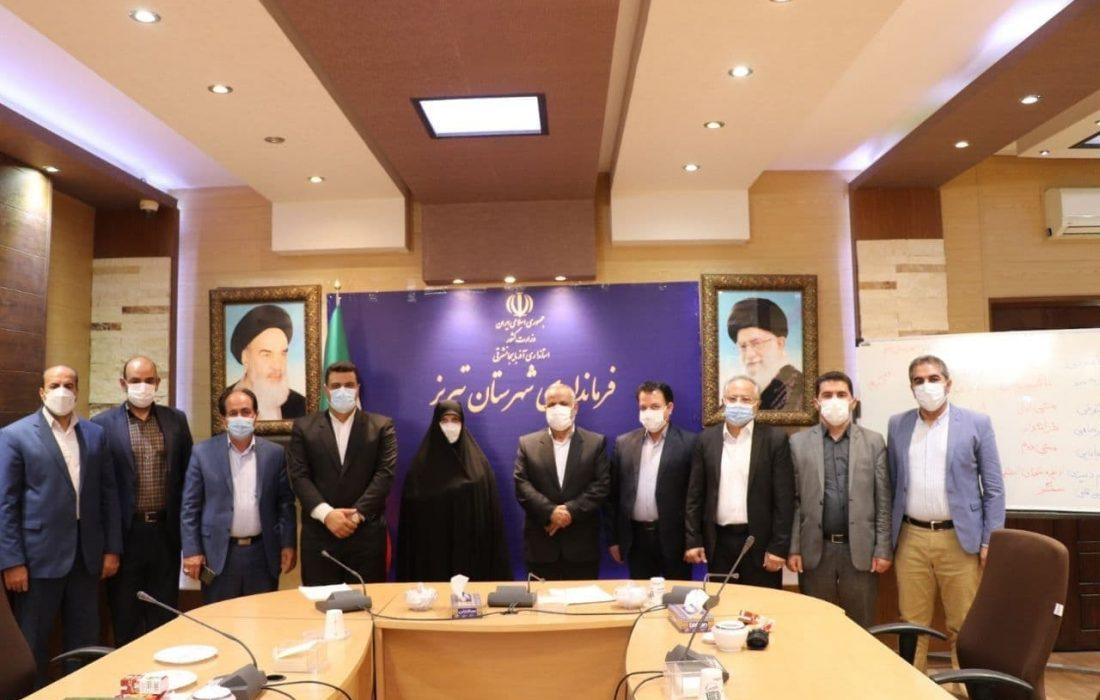 اعضای هیأت رئیسه شورای اسلامی شهرستان تبریز انتخاب شدند