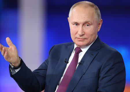پوتین از اروپا خواست تا با بلاروس وارد گفتگو شوند