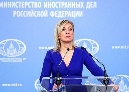 نظر سخنگوی وزارت امورخارجه روسیه در مورد تردد کامیون های ایرانی