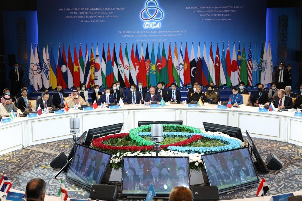 قزاقستان آمادگی خود را برای کمک به واکسیناسیون کرونا به کشورهای عضو کنفرانس تعامل و اعتماد سازی آسیا اعلام کرد