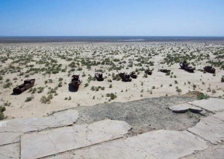 برای نجات دریاچه آرال در ترکمنستان برنامه ملی مصوب گردید