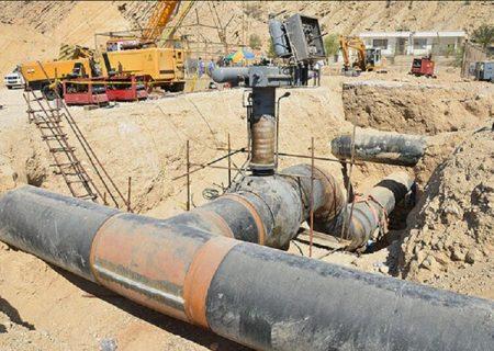۱۱۸ کیلومتر از خط انتقال گاز دوزدوزان – اهر آمادهسازی شد